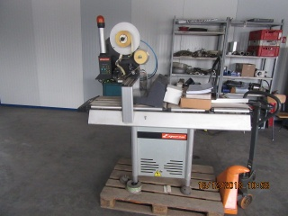 Automatic weigh-price labelling machines ESPERA ES-600