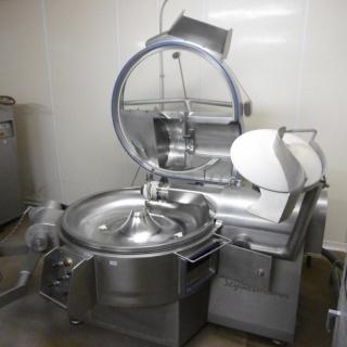 Kuter misowy próżniowy Seydelmann Typ K 206 AC 8 Vakuum