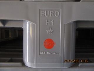 EUROPALETA H-1 - NOWE