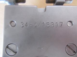 Okręcarka firmy HANDTMANN typ 34-5 Nr.13817
