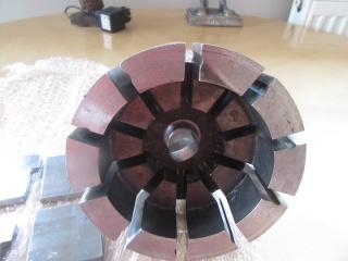 HANDTMANN - Rotor 9038550 + płytki 856630 do nadziewarki Handtmann VF 612 - używane